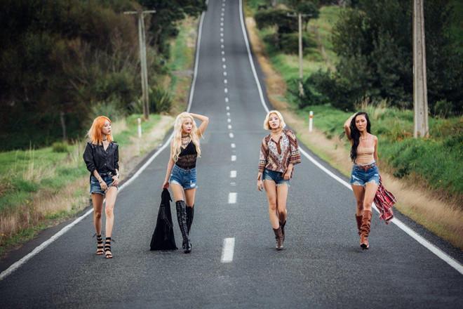 Bốn nhóm nhạc được mệnh danh là nữ hoàng mùa hè của Kpop-10