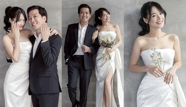 Chỉ mới lộ vài tấm ảnh chụp vội, dân tình đã phát sốt dự đoán váy cưới Đông Nhi-4