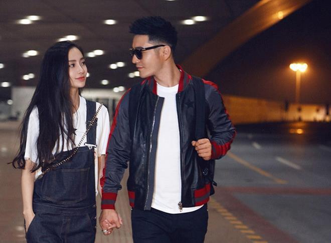 Angelababy và Huỳnh Hiểu Minh - lễ cưới chiêu trò đến ồn ào ly hôn-3