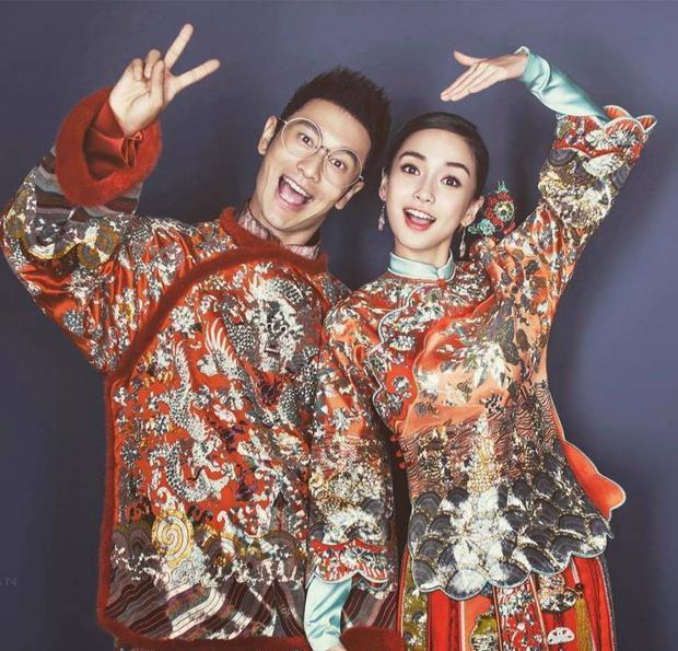 Angelababy và Huỳnh Hiểu Minh - lễ cưới chiêu trò đến ồn ào ly hôn-4