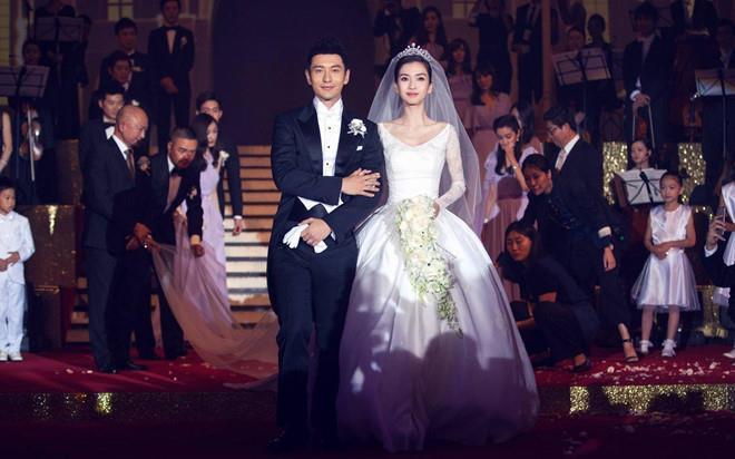 Angelababy và Huỳnh Hiểu Minh - lễ cưới chiêu trò đến ồn ào ly hôn-5