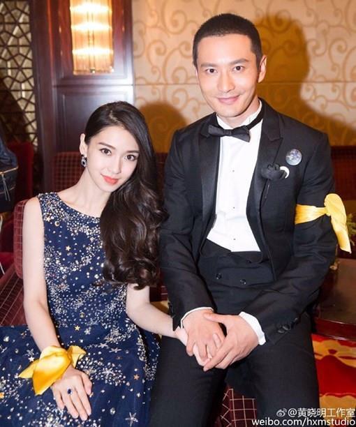 Angelababy và Huỳnh Hiểu Minh - lễ cưới chiêu trò đến ồn ào ly hôn-7