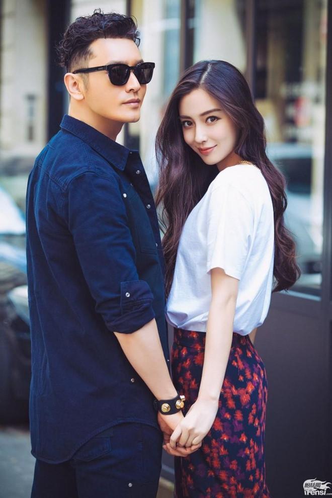 Angelababy và Huỳnh Hiểu Minh - lễ cưới chiêu trò đến ồn ào ly hôn-2