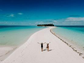7 con đường tách mặt biển làm đôi ngoạn mục trên thế giới