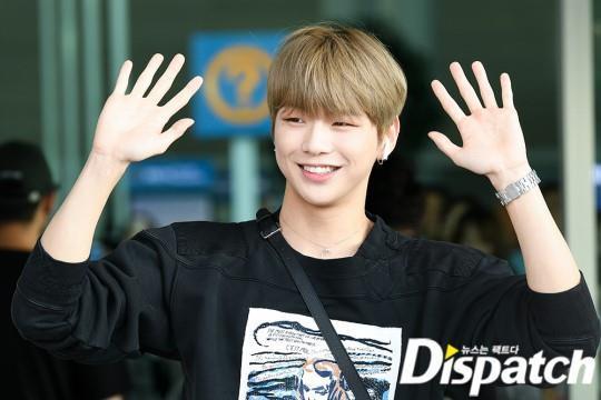 Kang Daniel lần đầu xuất hiện sau tin hẹn hò trưởng nhóm TWICE-1