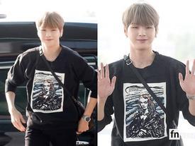 Kang Daniel lần đầu xuất hiện sau tin hẹn hò trưởng nhóm TWICE