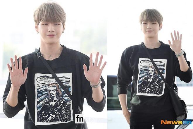Kang Daniel lần đầu xuất hiện sau tin hẹn hò trưởng nhóm TWICE-2