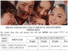 VTV kiếm hơn 150 tỷ đồng từ 'Về nhà đi con'?
