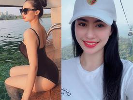 Ngoại hình sexy hết nấc, cuộc sống sang chảnh ít ai bằng của bạn gái tin đồn Quang Hải