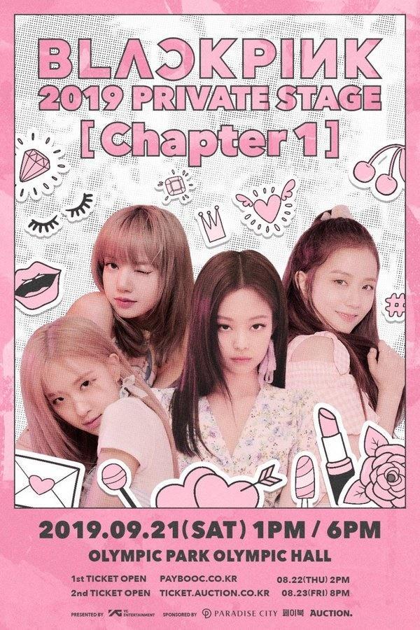 Black Pink đột ngột công bố 2 show diễn tại quê nhà Hàn Quốc vào tháng 9/2019, tín hiệu sắp comeback?-1