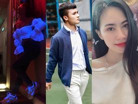 Giữa nghi án Quang Hải có bạn gái mới, Nhật Lê diện áo hở trên ngắn dưới trách đời hư ảo