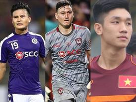 Quang Hải và các cầu thủ chưa xác nhận chia tay đã bị đồn có người mới