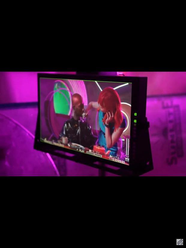 Rò rỉ hình ảnh trong MV mới của Tóc Tiên, cư dân mạng soi loạt điểm giống với MV của Britney Spears-5