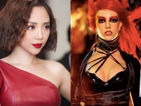 Rò rỉ hình ảnh trong MV mới của Tóc Tiên, cư dân mạng soi loạt điểm giống với MV của Britney Spears