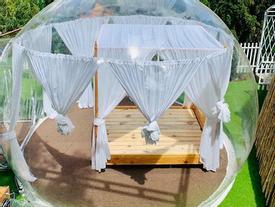 Xuất hiện 'nhà bong bóng' đẹp như mơ ở Đà Lạt, giới trẻ tha hồ 'check in'