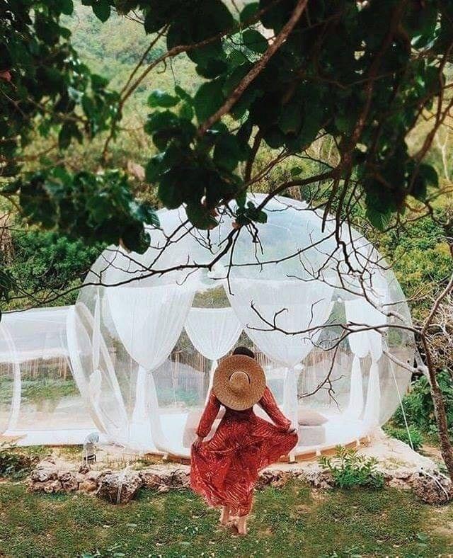 Xuất hiện nhà bong bóng đẹp như mơ ở Đà Lạt, giới trẻ tha hồ check in-4