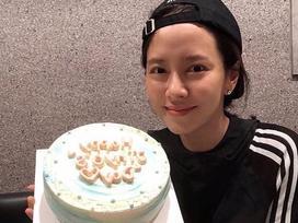 'Mợ ngố' U40 Song Ji Hyo khoe mặt mộc đẹp không tì vết