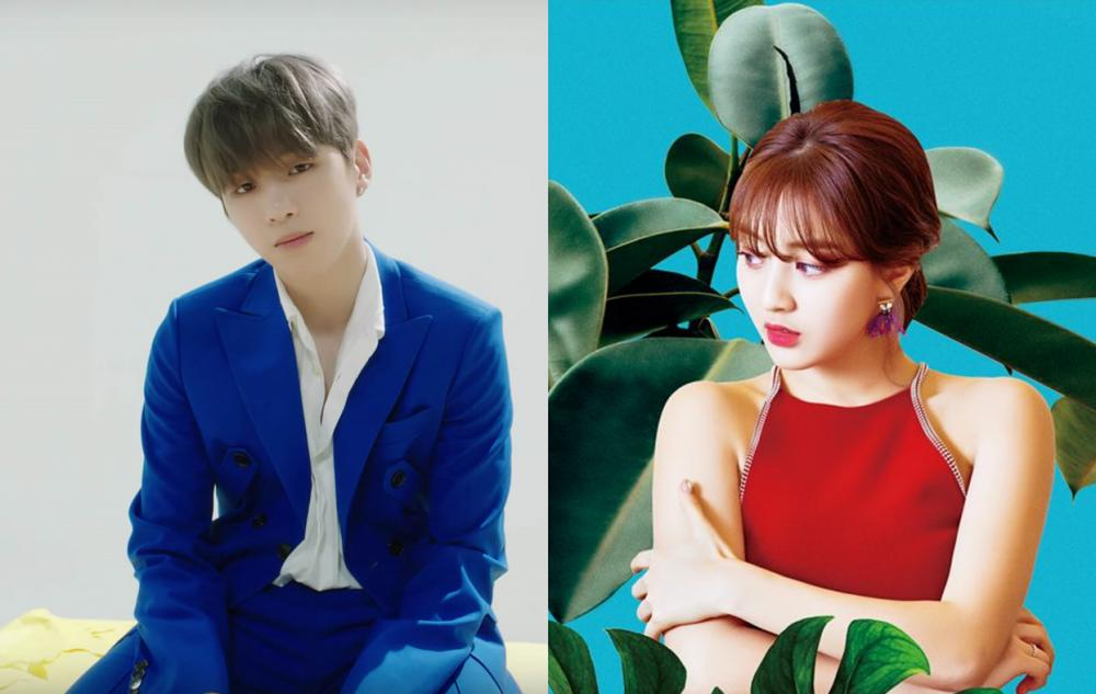 Khổ sở như cách Daniel và Jihyo hẹn hò: Lén nhìn người thương, sử dụng gương để ngắm bạn gái một cách công khai-1