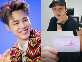 Jimin (BTS) tiết lộ kế hoạch 'xả hơi' trong 2 tháng tới, khoe vật kỉ niệm luôn giữ như vàng suốt 6 năm qua