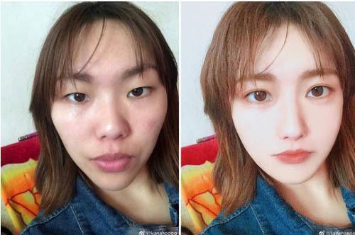 Thời nay, ai cũng có thể trở thành HOT GIRL nhờ công nghệ chỉnh ảnh photoshop-8
