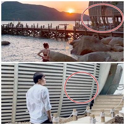 Ninh Dương Lan Ngọc bị phát hiện tới hậu trường cổ vũ Chi Dân giữa nghi án hẹn hò-4