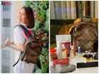Hoa hậu Tường Linh xuống phố: Chiếc lọ lạ lùng xuất hiện trong balo hàng hiệu gây ngỡ ngàng