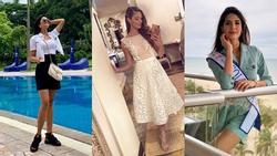 Bản tin Hoa hậu Hoàn vũ 16/8: H'Hen Niê ghi điểm 10 thời trang nhưng vẫn chưa 'chặt' nổi mỹ nữ Nam Phi
