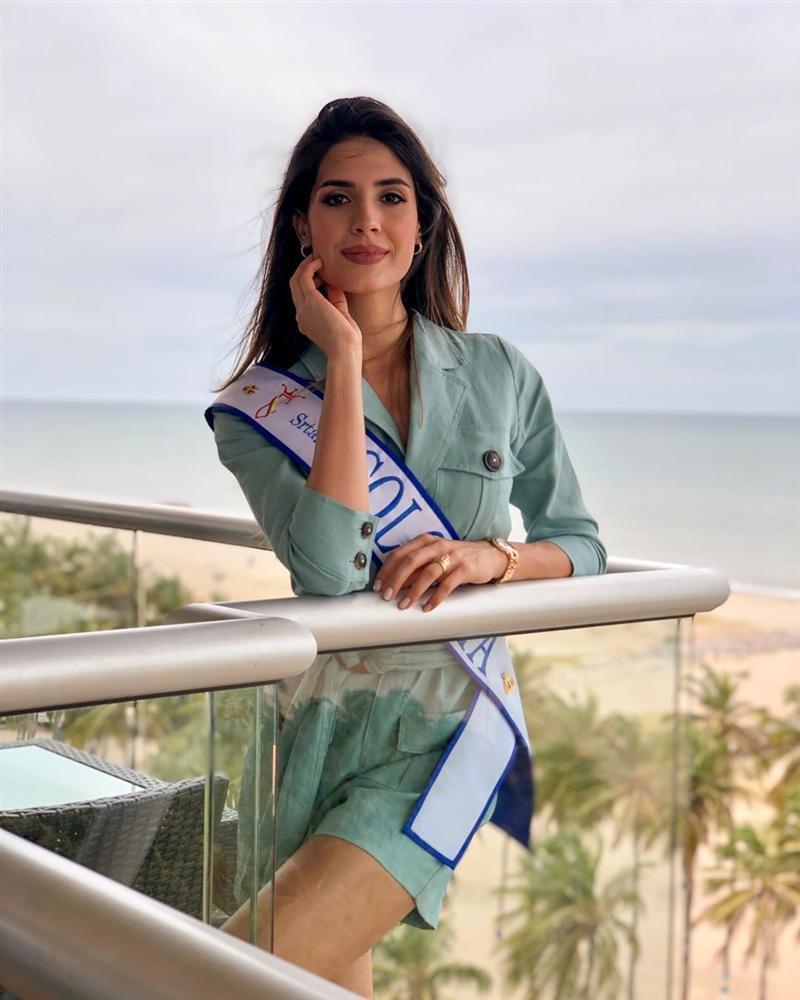 Bản tin Hoa hậu Hoàn vũ 16/8: HHen Niê ghi điểm 10 thời trang nhưng vẫn chưa chặt nổi mỹ nữ Nam Phi-10