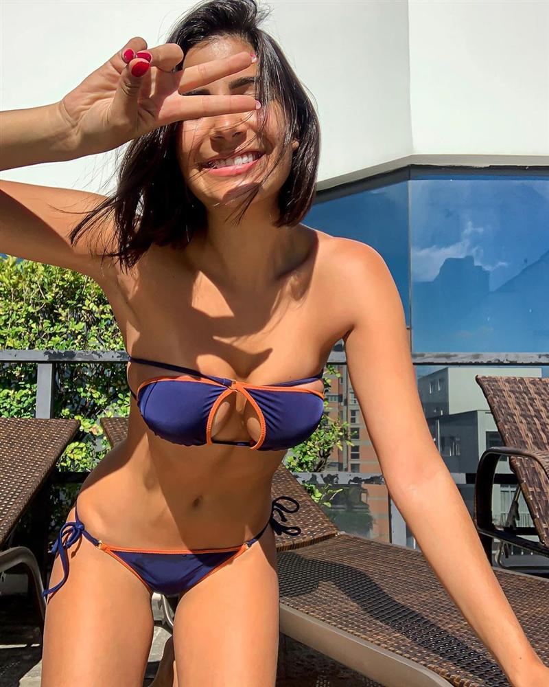 Bản tin Hoa hậu Hoàn vũ 16/8: HHen Niê ghi điểm 10 thời trang nhưng vẫn chưa chặt nổi mỹ nữ Nam Phi-11