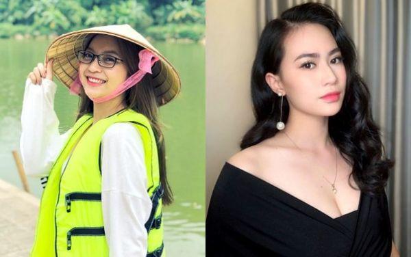 Hot girl bị đồn là bạn gái Quang Hải có gì hơn Nhật Lê?-3