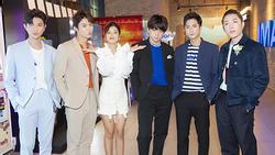 Đóng cùng MV nhưng Hoàng Yến Chibi thừa nhận thật sự khó khăn để nhớ hết tên thành viên nhóm UNI5