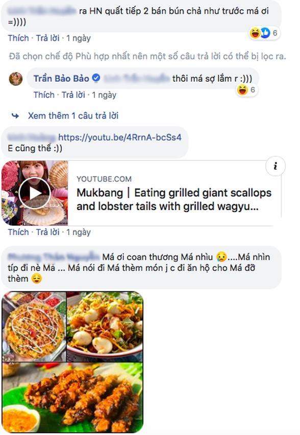 BB Trần tự nhận là biến thái vì thích xem clip đồ ăn vào buổi tối đến nỗi ám ảnh mà vẫn ham muốn-2