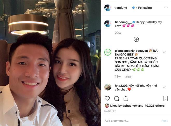 Bùi Tiến Dũng và những cầu thủ giỏi nịnh vợ ở tuyển Việt Nam-3