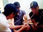 Bắt nguyên Đội trưởng đội Cảnh sát Hình sự vì sử dụng ma túy
