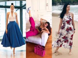 Bản tin Hoa hậu Hoàn vũ 17/8: Tóc đẹp váy cũng đẹp, H'Hen Niê bất ngờ giật spotlight của Phạm Hương