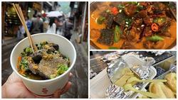 5 món ăn nhất định phải thử một lần trong đời khi đến Phượng Hoàng Cổ Trấn