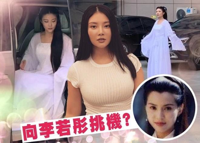 Bom sex Hong Kong đóng Tiểu Long Nữ bị phản đối vì khoe thân, ồn ào bán dâm-1