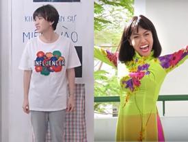 Những lần Diệu Nhi tự 'dìm hàng' mình trên màn ảnh với phong cách thời trang quê mùa, sến sẩm