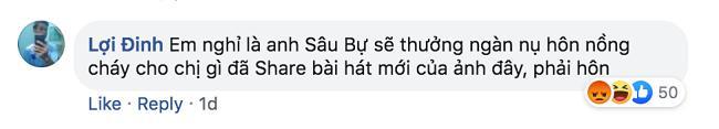 Lan Ngọc kêu gọi ủng hộ MV mới của Chi Dân, nhưng fan đồng loạt réo tên S.T Sơn Thạch-2