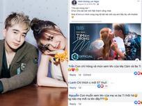 Lan Ngọc kêu gọi ủng hộ MV mới của Chi Dân, nhưng fan đồng loạt réo tên S.T Sơn Thạch