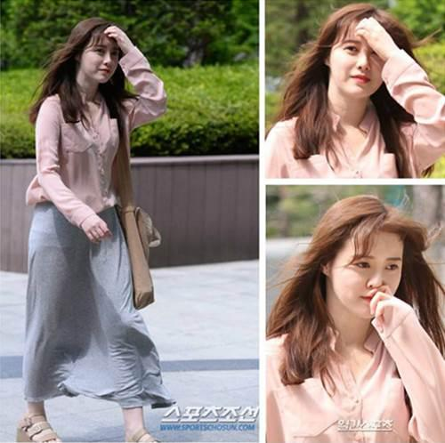 Lẽ nào ly hôn là lý do khiến nàng Cỏ Goo Hye Sun sụt giảm phong độ thời trang lẫn nhan sắc đến vậy-9
