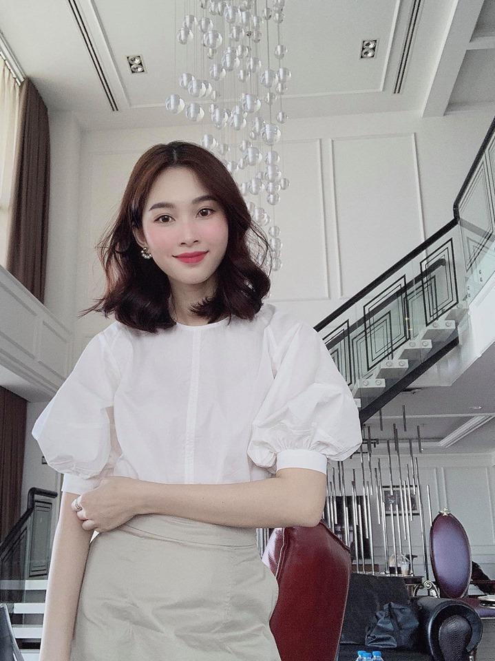 Hoa hậu Phạm Hương nhận định sống an yên tự khắc sẽ xinh đẹp-5