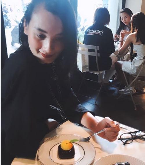 Hoa hậu Phạm Hương nhận định sống an yên tự khắc sẽ xinh đẹp-4