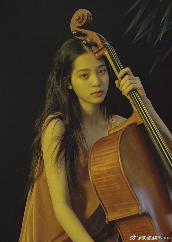 Soi nhan sắc mỹ nhân 19 tuổi vào vai của Triệu Vy trong Tân dòng sông ly biệt-2