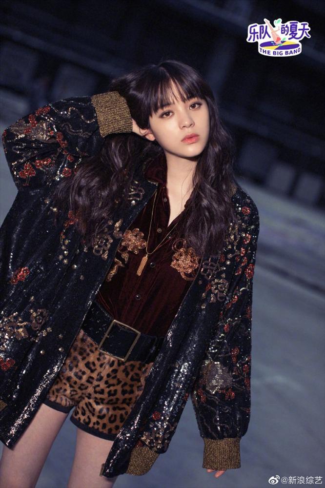 Soi nhan sắc mỹ nhân 19 tuổi vào vai của Triệu Vy trong Tân dòng sông ly biệt-5