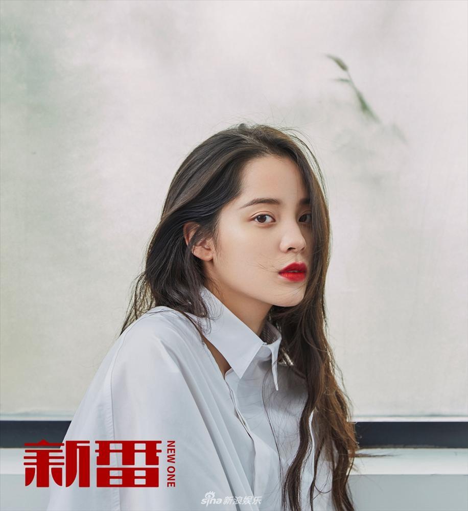 Soi nhan sắc mỹ nhân 19 tuổi vào vai của Triệu Vy trong Tân dòng sông ly biệt-4