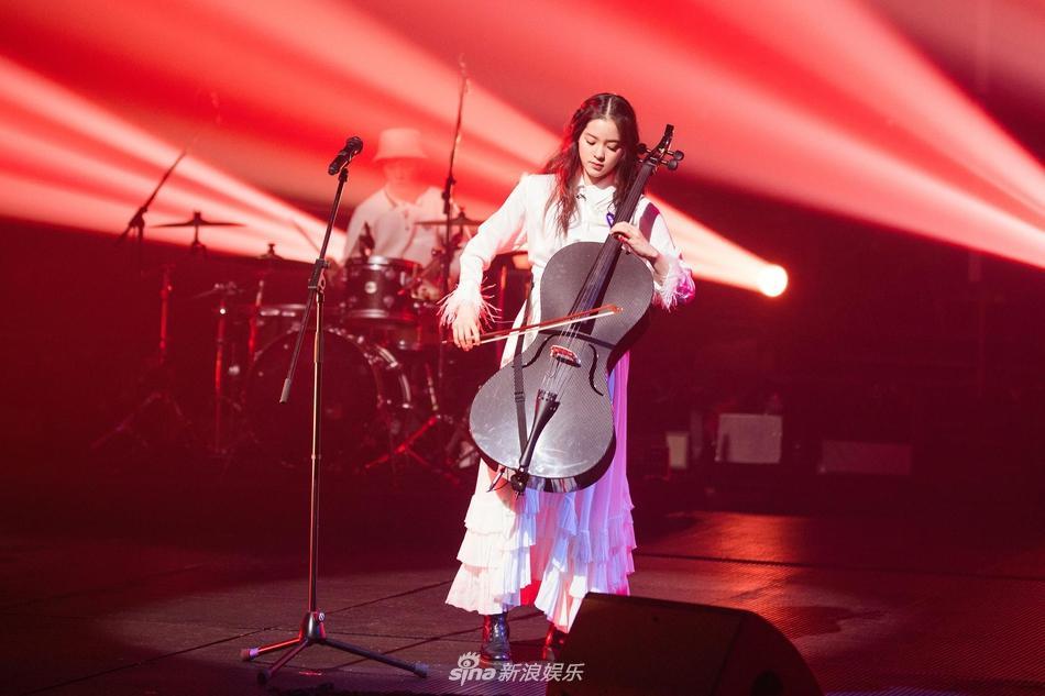Soi nhan sắc mỹ nhân 19 tuổi vào vai của Triệu Vy trong Tân dòng sông ly biệt-3