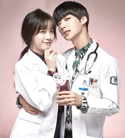 Loạt khoảnh khắc phim giả tình thật của Goo Hye Sun - Ahn Jae Hyun-1