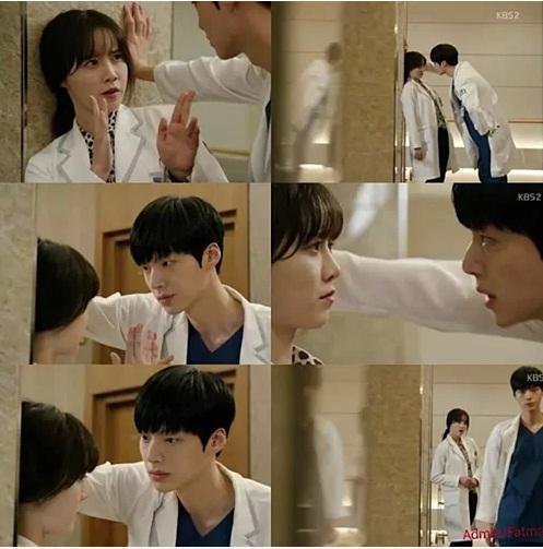 Loạt khoảnh khắc phim giả tình thật của Goo Hye Sun - Ahn Jae Hyun-2