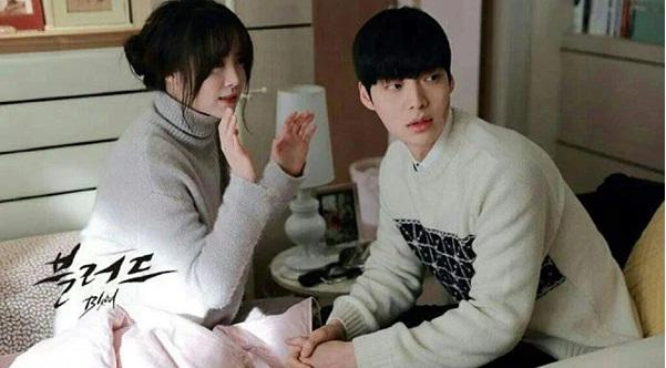 "[K-Star]: Let's watch moments 'fake movie real love' Ahn Jae Hyun - Ahn Jae Hyun in ""Blood"""
